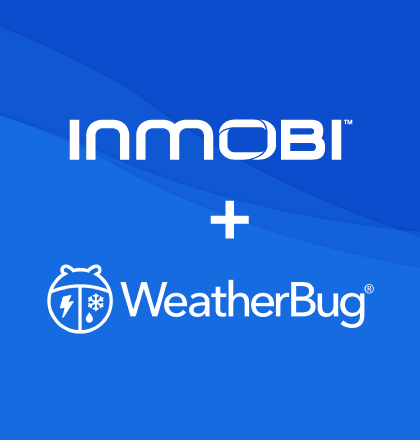 WeatherBug Increases Monthly Revenue with InMobi Mediation