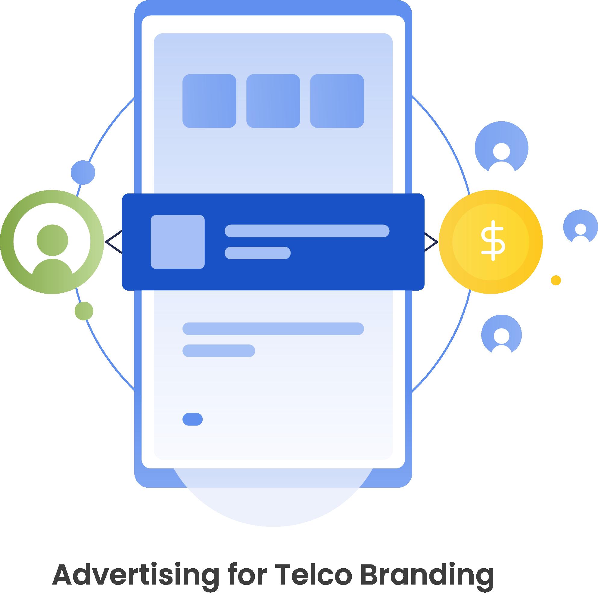 Advertising for Telco Branding
