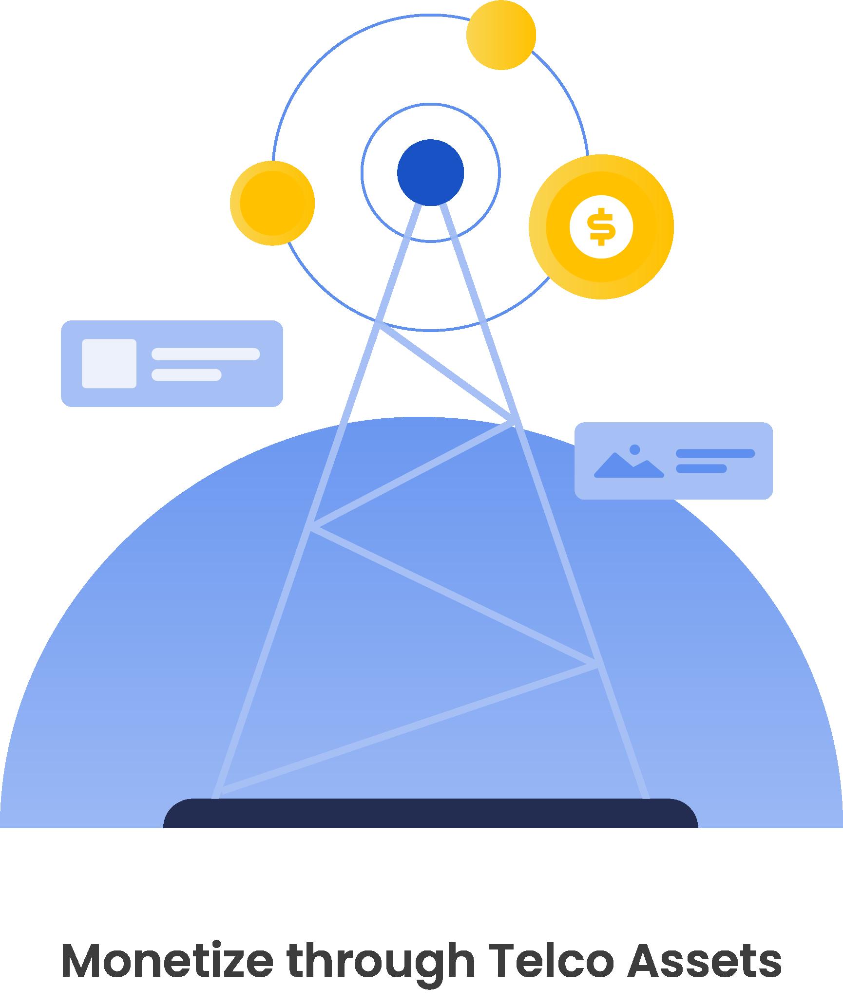 Monetize Through Telco Assets