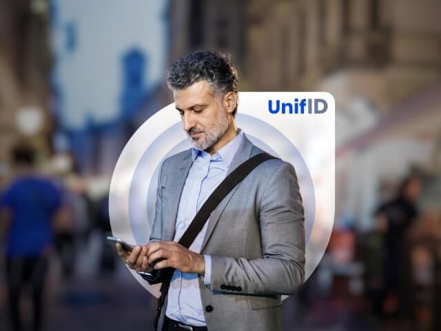 UnifID Hero Tile